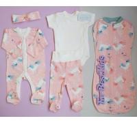 Комплект для новорожденного Единорог 2