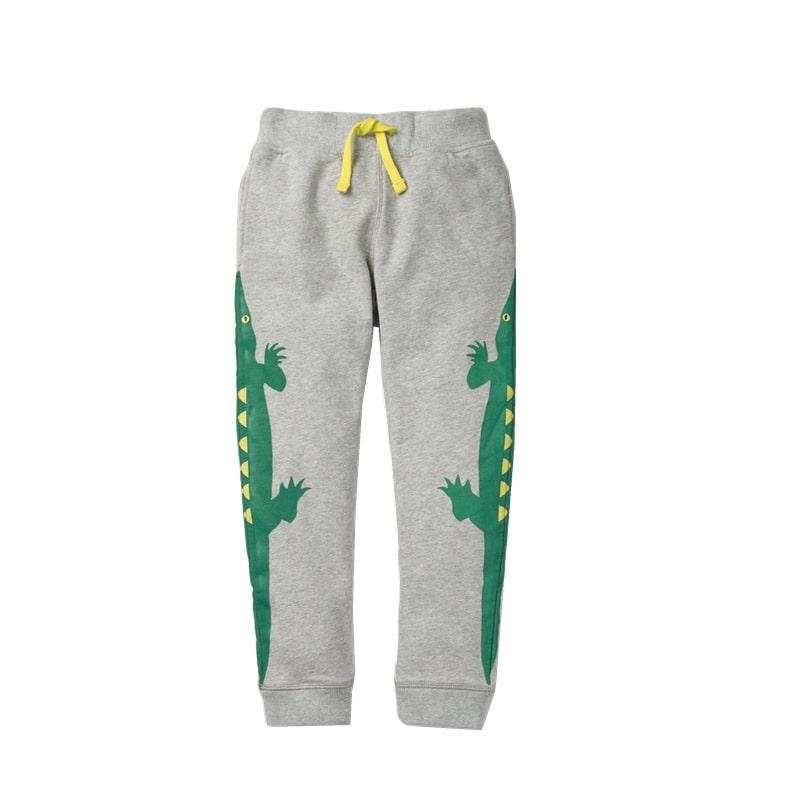 Штаны детские Крокодил шипастик