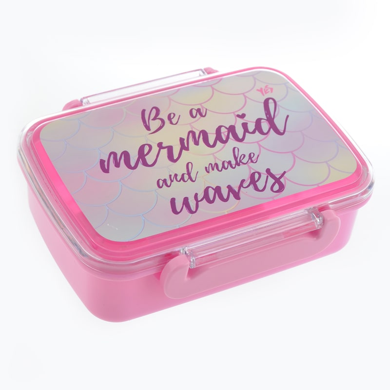 Контейнер для еды Mermaid 420 мл YES Weekend