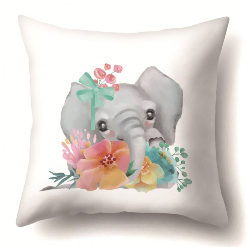 Наволочка декоративная Elephant
