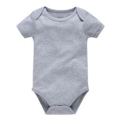 Боди детский Picture, серый