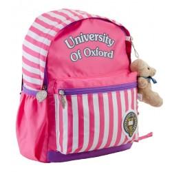 Рюкзак детский розовый 24.5 * 32 * 14