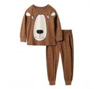 Пижама детская Brown bear