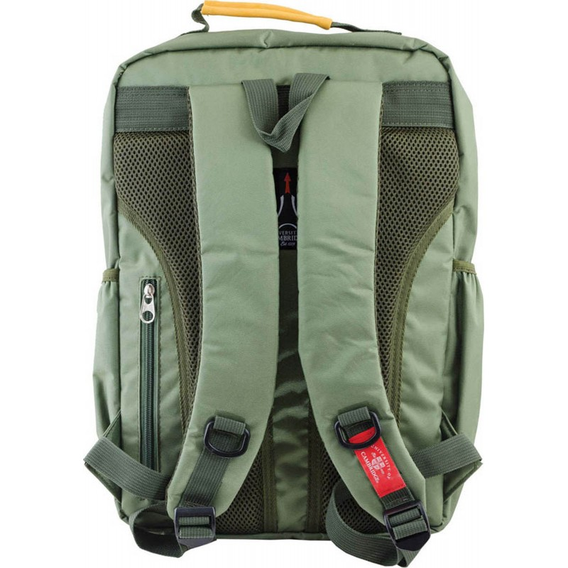 Рюкзак подростковый зеленый YES Weekend