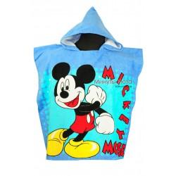 фото детское полотенце пончо Mikki