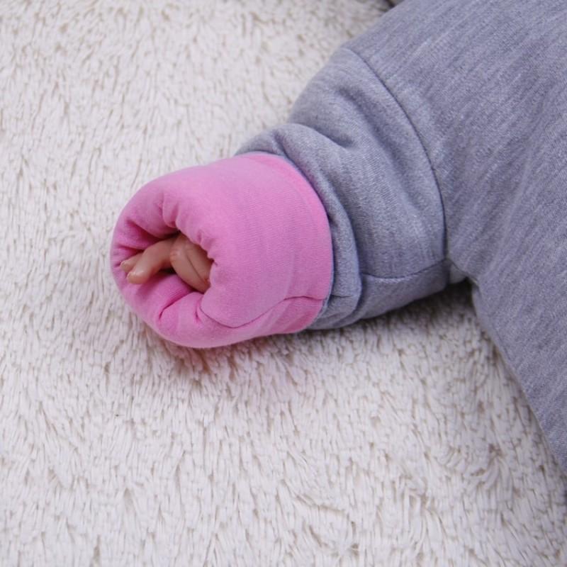 фото демисезонный комбинезон девочке зима