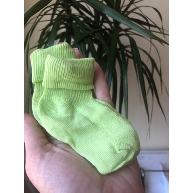 Носочки детские ясельные