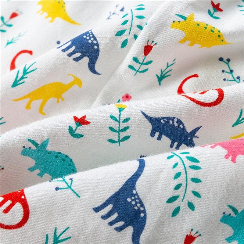 Штаны для девочки Динозаврики