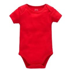Боди детский Picture, красный  (9-12 мес)