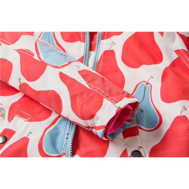 Куртка для девочки Груши