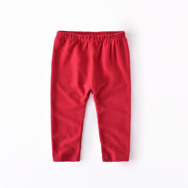Штаны для девочки малиновый