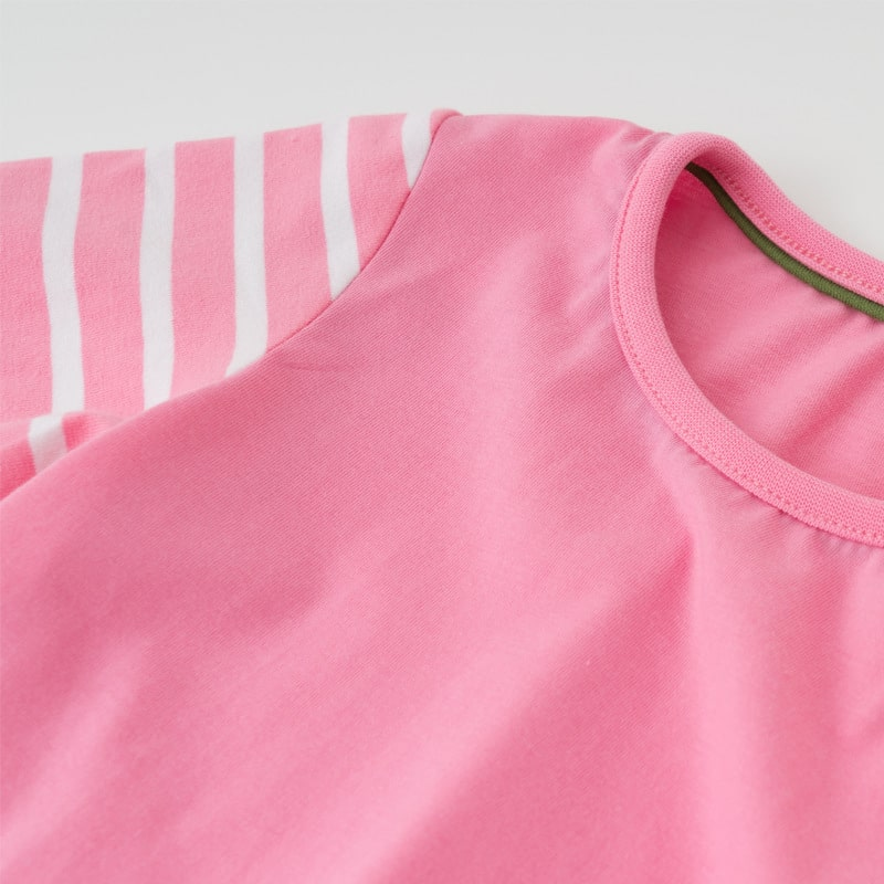 Платье для девочки Зайчики в кармашках