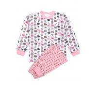 Пижама детская барашки