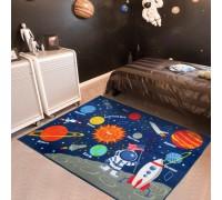 Коврик для детской комнаты Миссия Аполлон 100 х 130 см