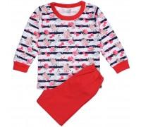 Пижама детская розочки