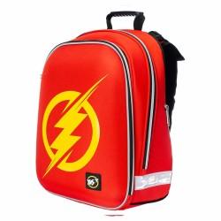 Рюкзак школьный каркасный Flash