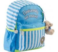 Рюкзак детский голубой 24.5 * 32 * 14