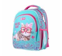 Рюкзак школьный SMART SM-03 Cute Cat