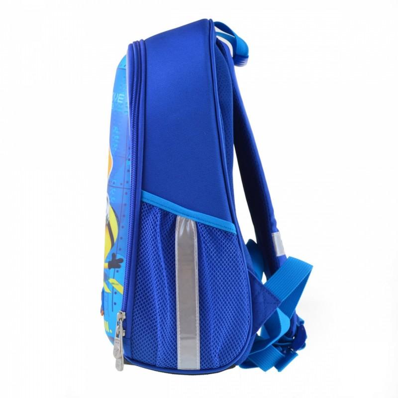 Рюкзак школьный каркасный Minions картинка