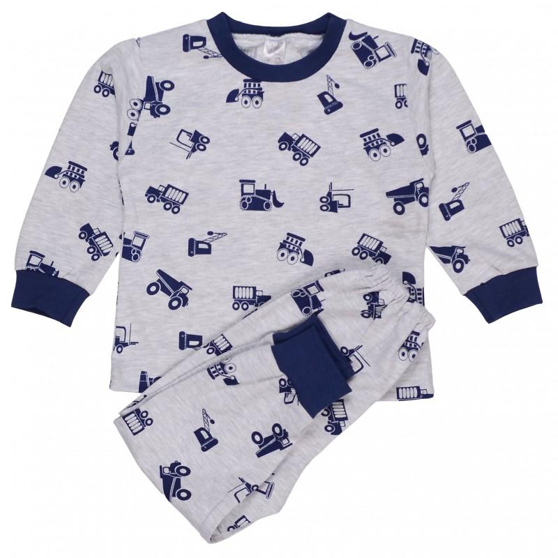 фото пижама детская трактор