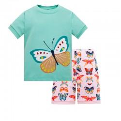 Пижама для девочки Бабочка