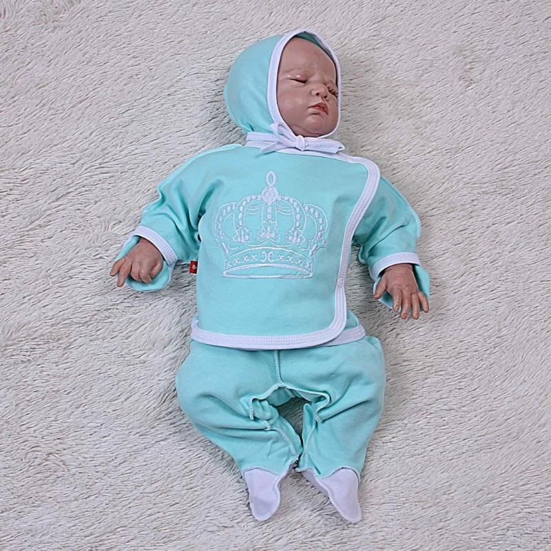 Трехпредметник для новорожденного мальчика