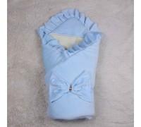Конверт Мария зима (голубой)