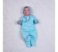 Комбинезон пижамка Mini (менол)