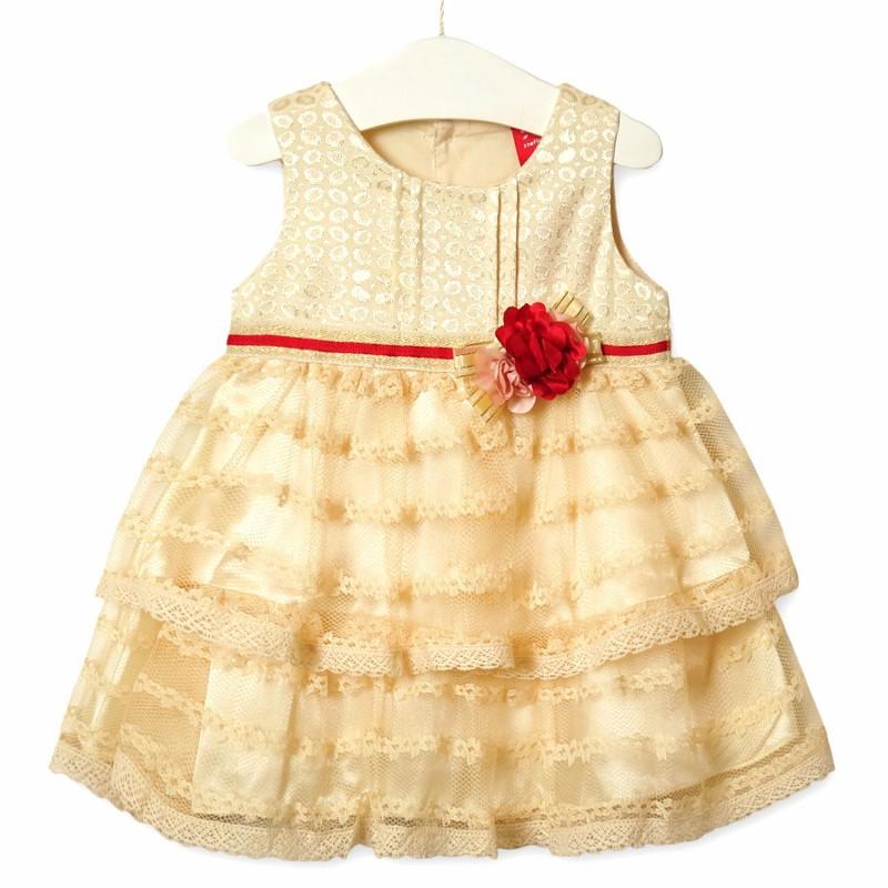 Платье для новорожденной на годик