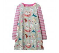 Платье для девочки Игрушки