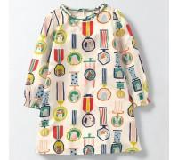 Платье для девочки Награды