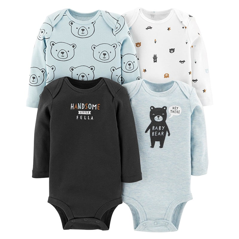 Боди детский Beby bear набор