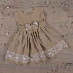 изображение нарядное платье детское Ангелина