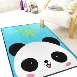 Коврик для детской комнаты Панда 100 х 130 см