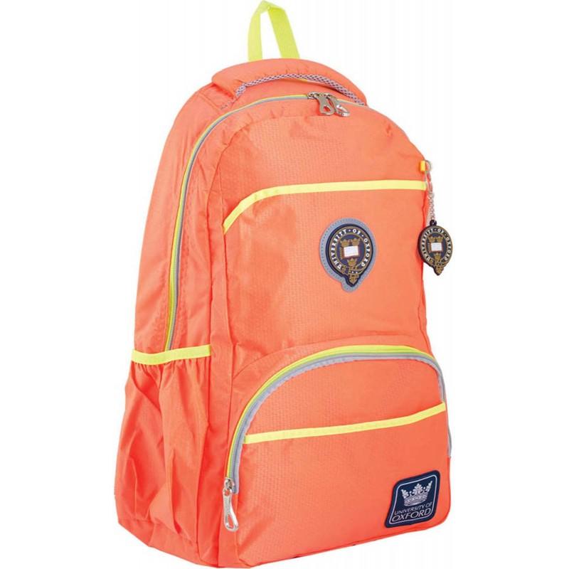 Рюкзак подростковый оранжевый киев
