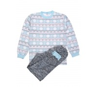 Пижама детская зима