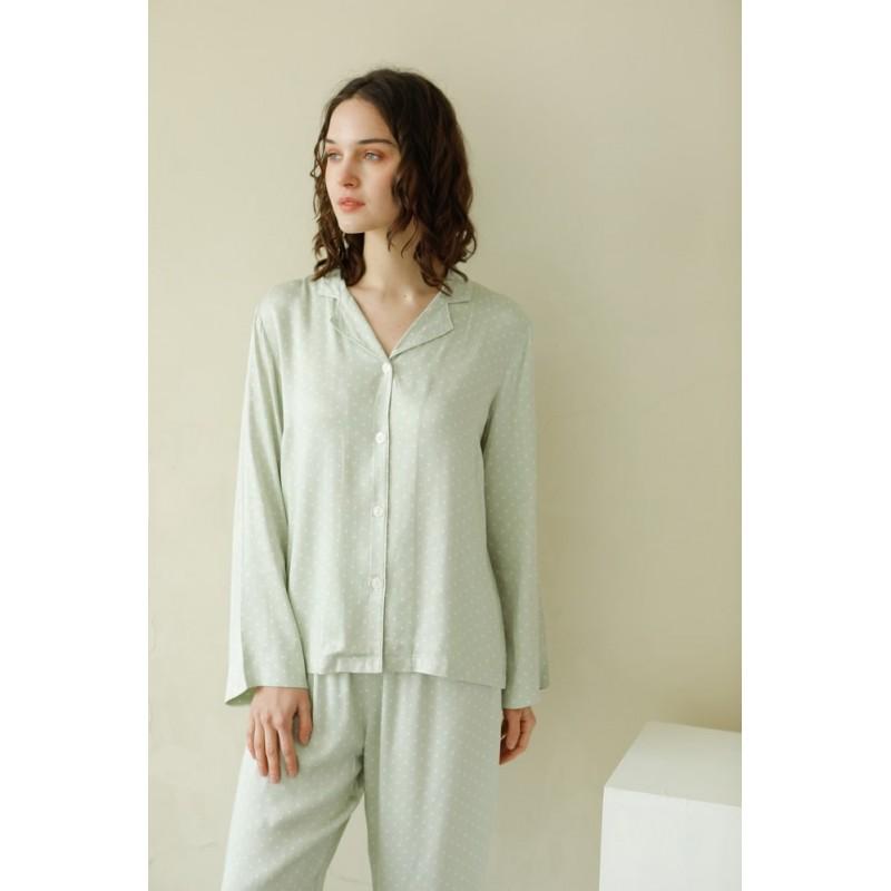 Пижама женская White peas