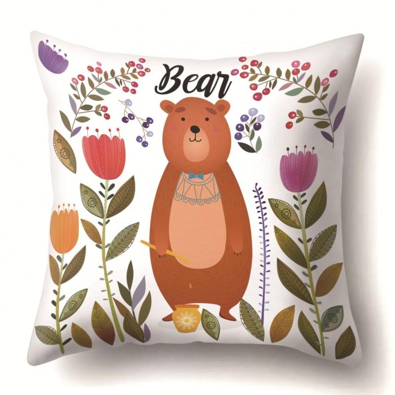 Наволочка декоративная Bear