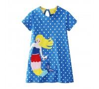 Платье для девочки Русалка