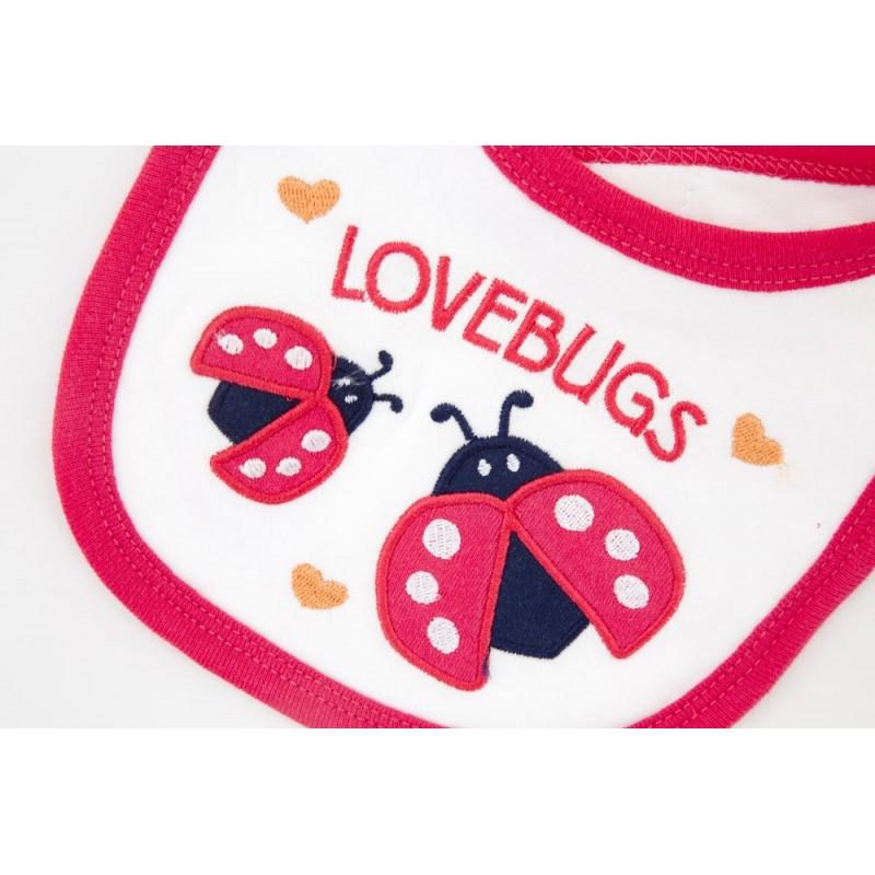 Комплект для девочки 3 в 1 Lovebugs фото