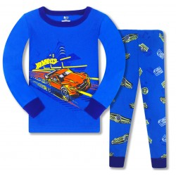 Пижама для мальчика Hot wheels