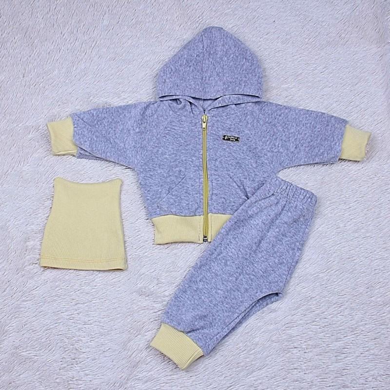 Спортивный костюм новорожденным