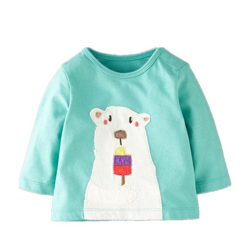Детская кофта Polar Bear