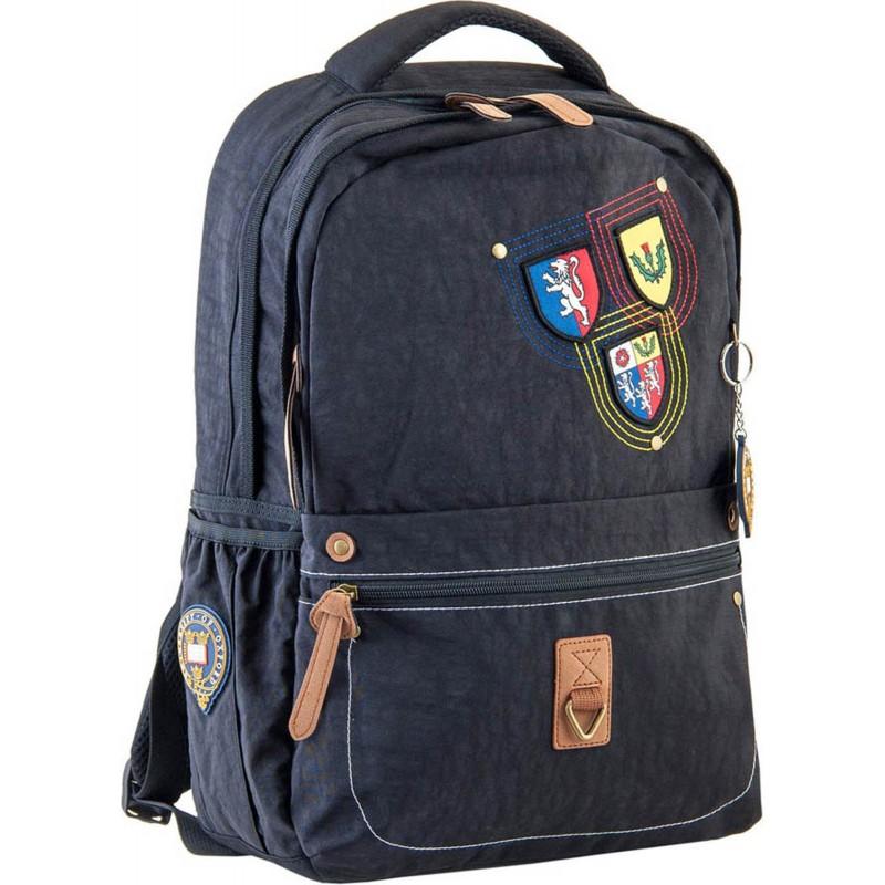 Рюкзак подростковый черный фото
