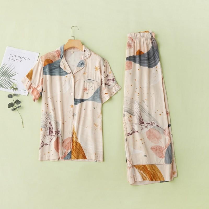Пижама женская Forest bird