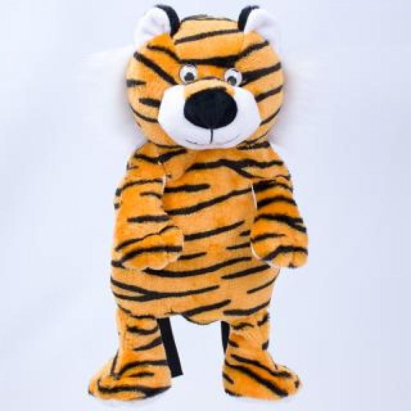 фото детский рюкзак игрушка тигр