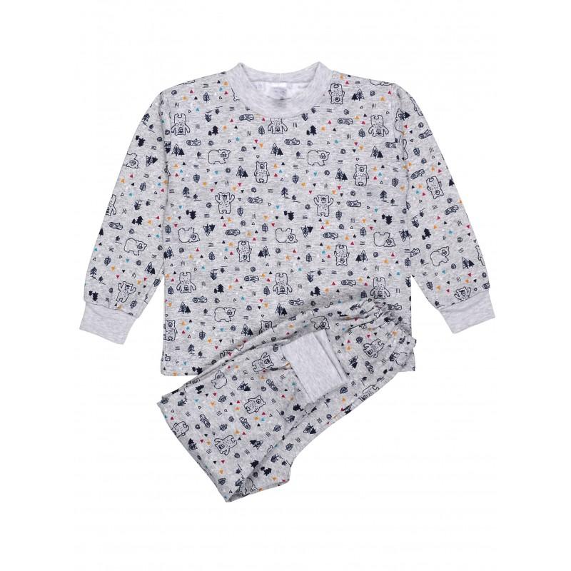 фото пижама детская Мишки