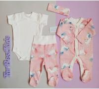 Комплект для новорожденного Единорог