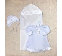 Крыжма и рубашка Ангел (белая)