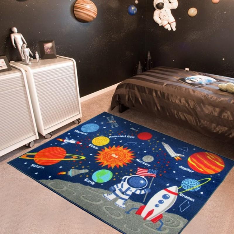 Коврик для детской комнаты 100 х 130 см